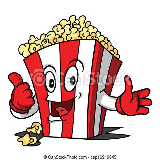 popcorn - csp16919645