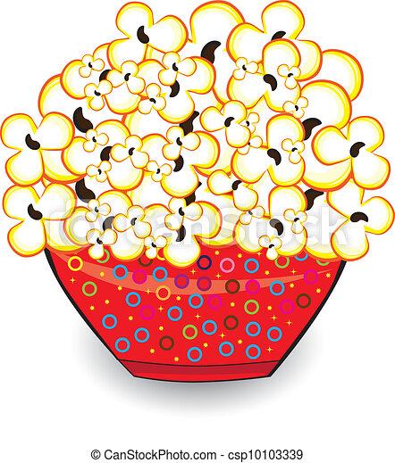 Popcorn - csp10103339