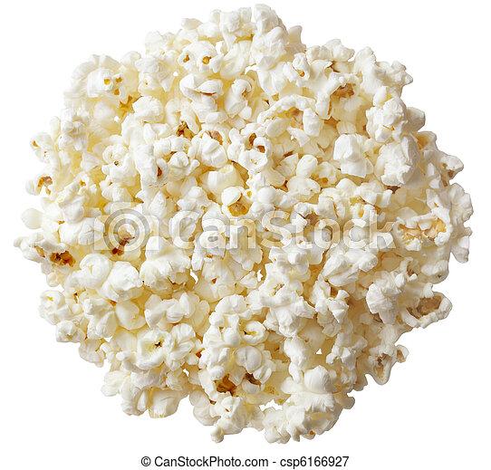 Popcorn - csp6166927