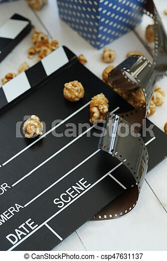 Popcorn - csp47631137