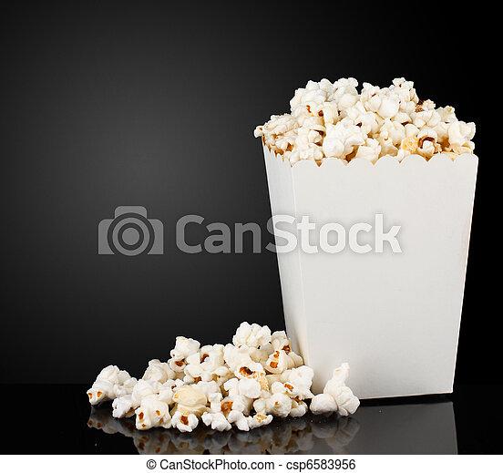 Popcorn - csp6583956