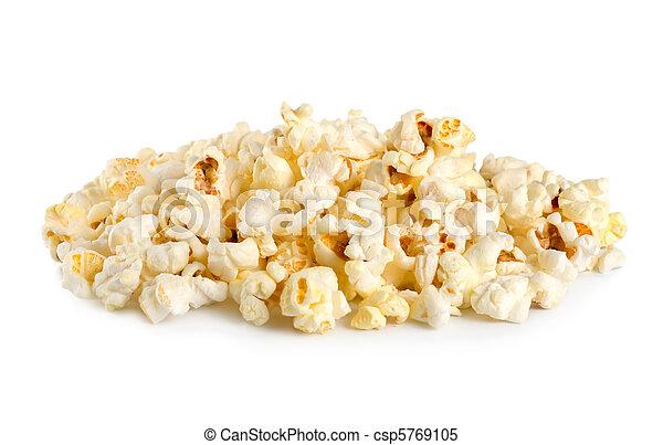 Popcorn - csp5769105