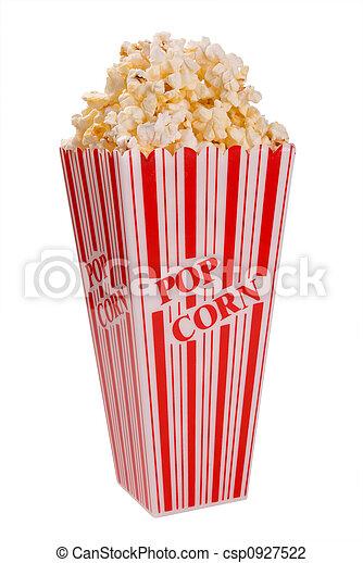 Popcorn - csp0927522