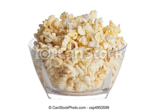 Popcorn - csp4953599