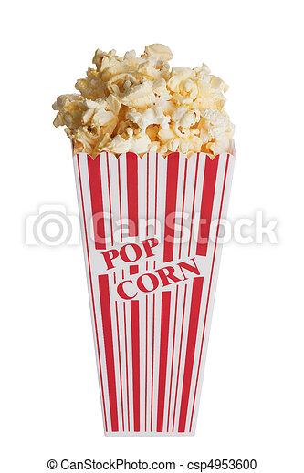 Popcorn - csp4953600