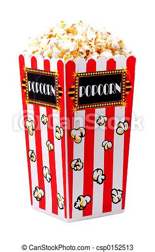 Popcorn - csp0152513