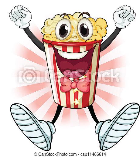 popcorn - csp11486614