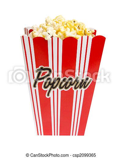 Popcorn - csp2099365