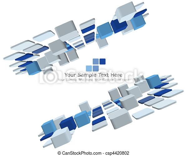 poráka grafické pozadí - csp4420802