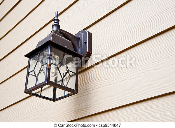 Porch light - csp9544847