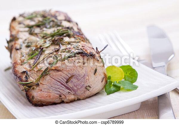 Pork Roast - csp6789999