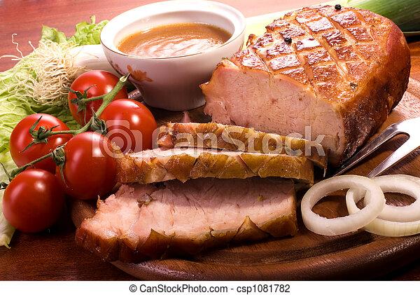 pork  - csp1081782