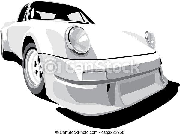 Porsche - csp3222958
