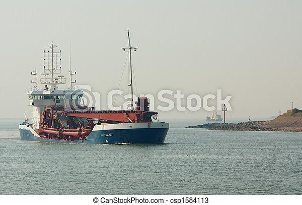 port, bateau - csp1584113