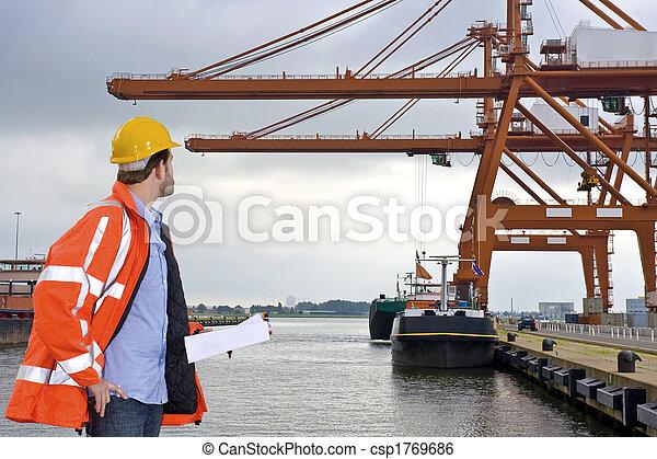 port, inspection - csp1769686