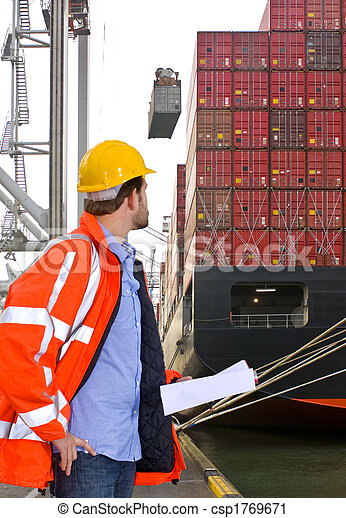 port, inspection - csp1769671