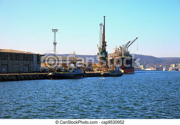 Port of Gdynia - csp9530952