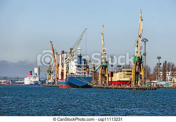 Port of Gdynia - csp11113231