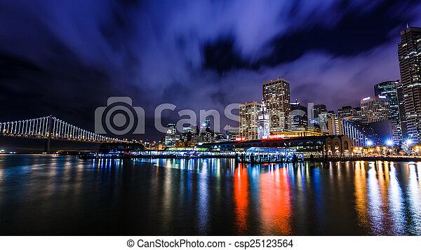 Port of San Francisco - csp25123564