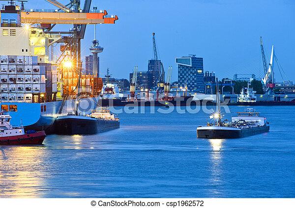 port, ville - csp1962572