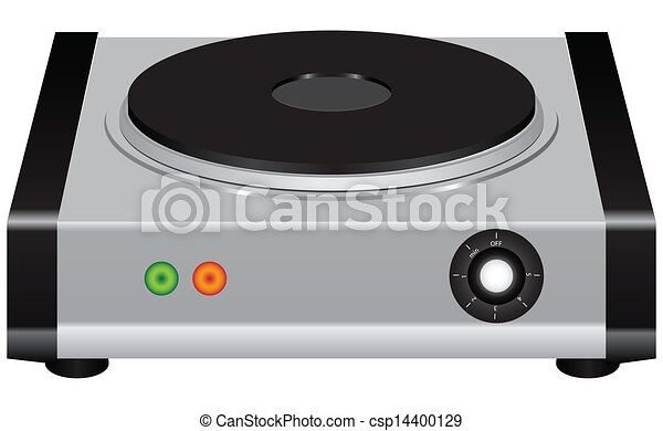 hot stove clipart. portable burner - csp14400129 hot stove clipart