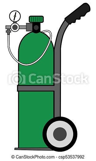 Oxygen Tank Illustrations And Stock Art 1055 Oxygen Tank