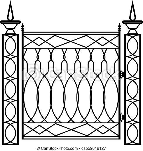 devis portail coulissant L'Isle-Adam