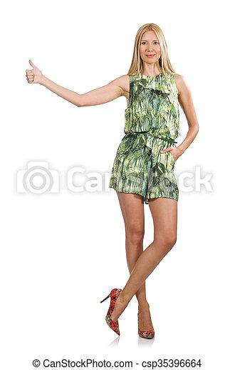 Robe femme cheveux court