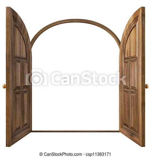 portes - csp11363171