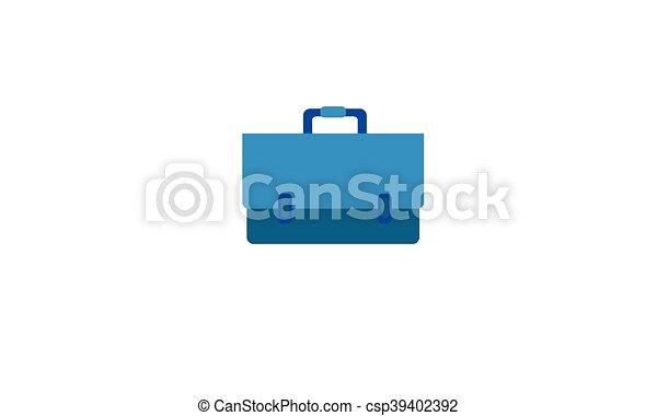 Portfolio icon for school - csp39402392