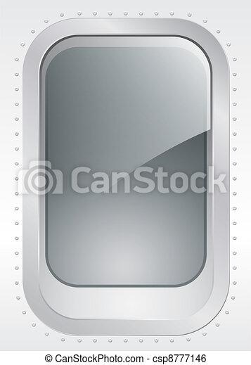Porthole. - csp8777146