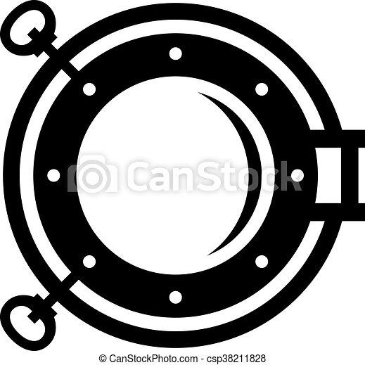 Porthole - csp38211828