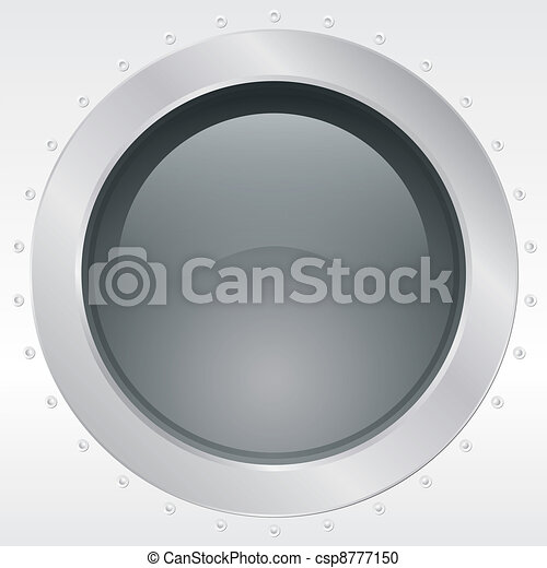 Porthole. - csp8777150