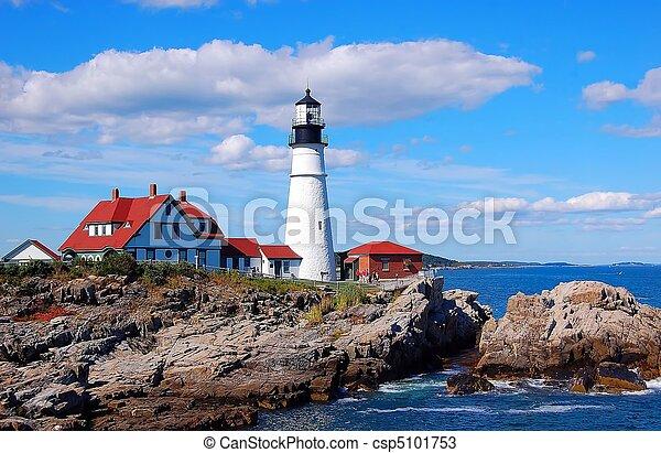 Portland Head Lighthouse - csp5101753