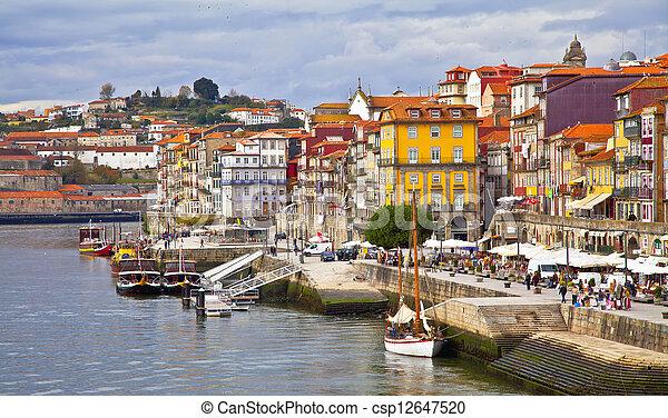 porto, portugal. - csp12647520