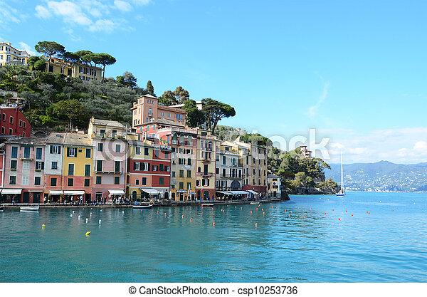 Portofino, Italy - csp10253736