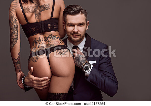 Sexy girl tattoos for men