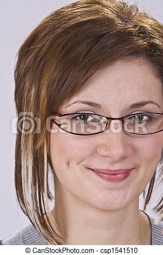 Portrait of a woman - csp1541510