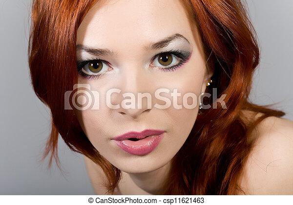 Portrait of the woman - csp11621463