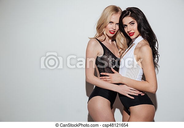 Sexy women together