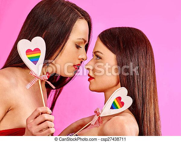 Hot lady lesbian