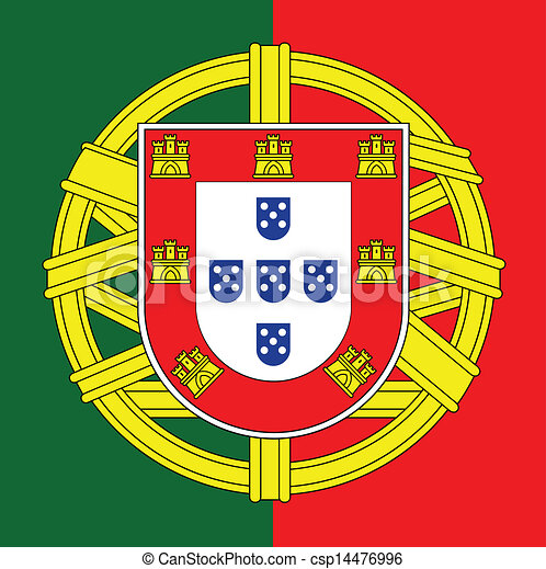 Portugal coat of arms - csp14476996