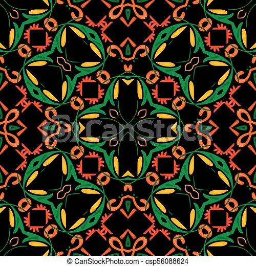 Azulejos portugueses - csp56088624