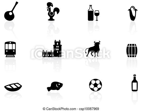 iconos portugueses - csp10087969