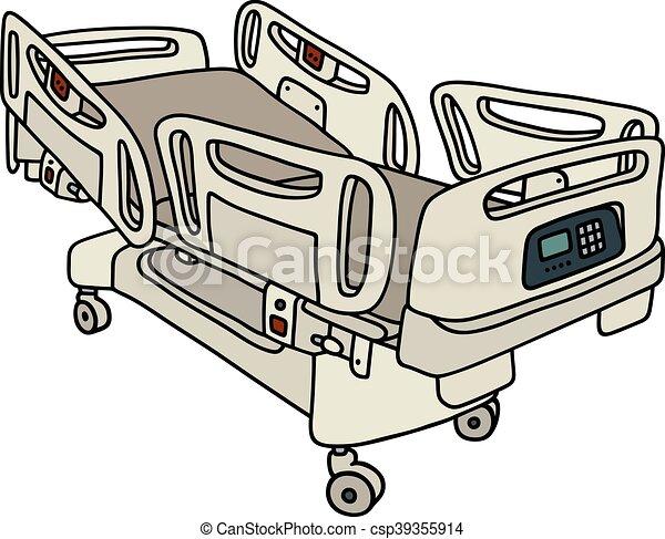 position lit h pital position h pital dessin lit main clipart vectoris recherchez. Black Bedroom Furniture Sets. Home Design Ideas