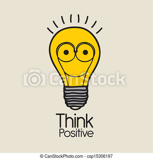 Piensa en positivo - csp15306197