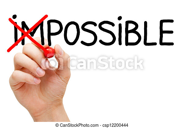 Possible Not Impossible - csp12200444