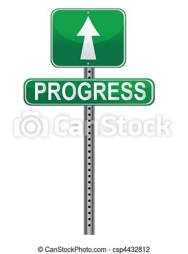 postęp - csp4432812