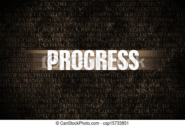 postęp - csp15733851