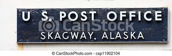 Post Office Skagway Alaska - csp11902104